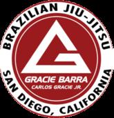 Gracie Barra San Diego Logo